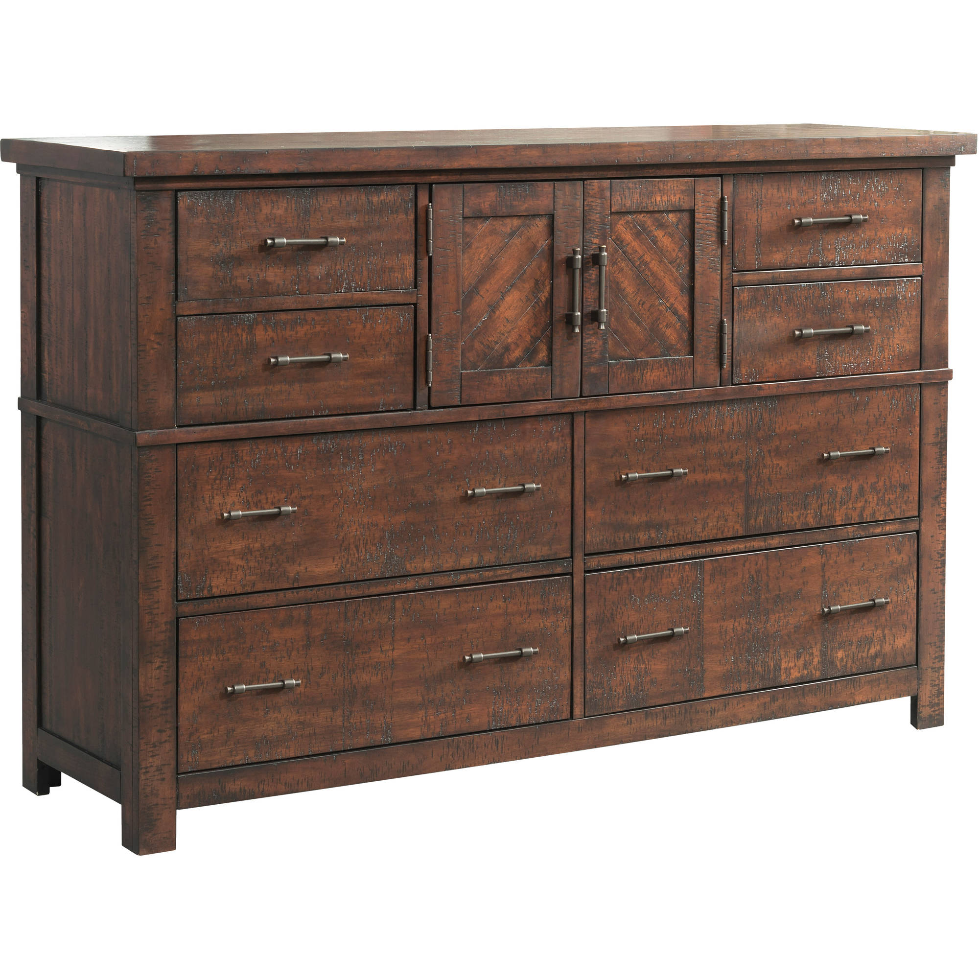 Picket House Furnishings Dex Dresser - Walnut