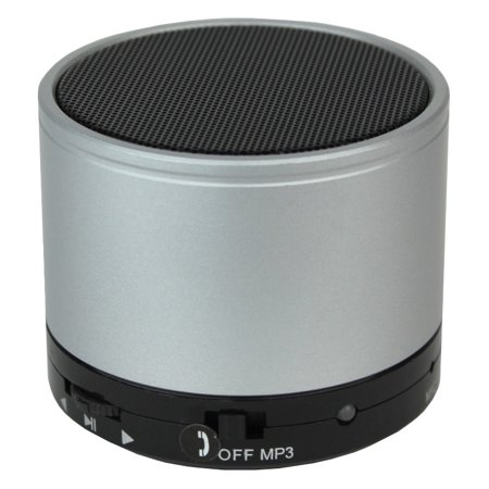 Rider BS-103T Bluetooth Portable Mini Speaker Black White Silver Blue Red