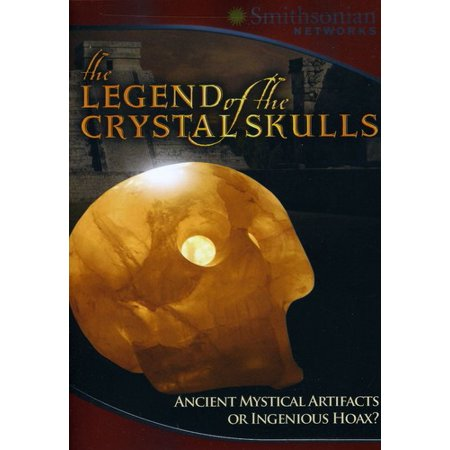 The Legend of the Crystal Skulls (DVD) (Have All 13 Crystal Skulls Been Found)