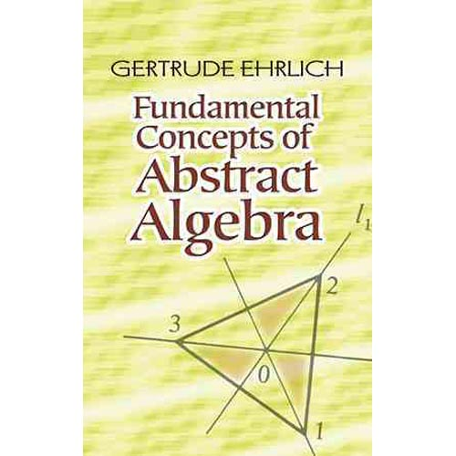 fundamental concepts of abstract algebra walmartcom