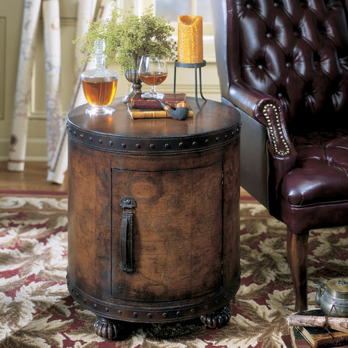 Butler Heritage End Table With Storage