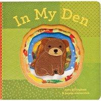 In My Den (Board Book)