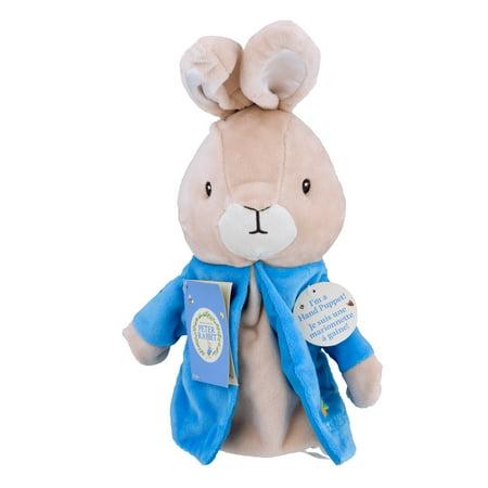 Peter Rabbit Beatrix Potter Hand Puppet 0+m, 1.0 CT