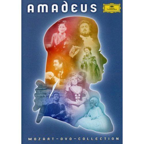 Mozart: Amadeus Mozart DVD Collection