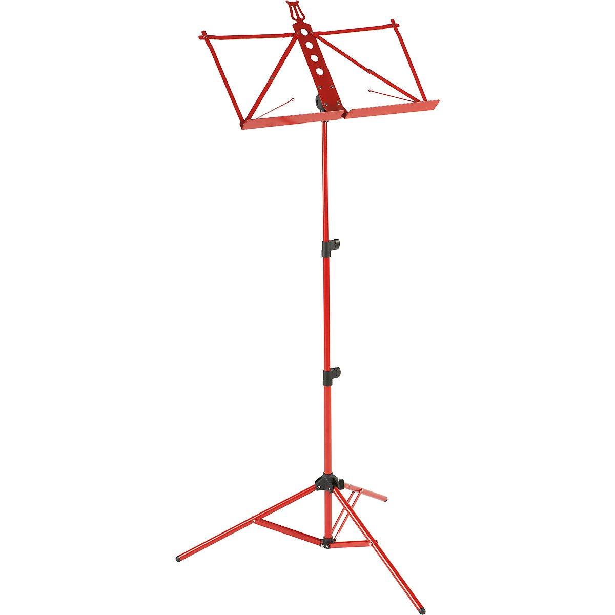 Strukture S3MS-PP Deluxe Aluminum Music Stand W adjustable by Strukture