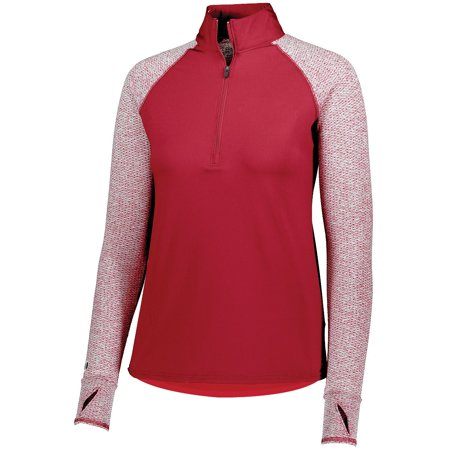 Holloway Ladies Axis 1/2 Zip Pullover Sc/Schr 3Xl - image 1 de 1