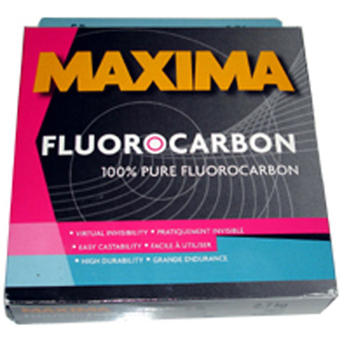 Maxima America Fluorocarbon 200 yd Fishing Line by Generic