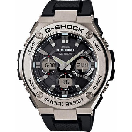 - G-Shock G-Steel Solar Power Ana-Digi Watch GSTS110-1A