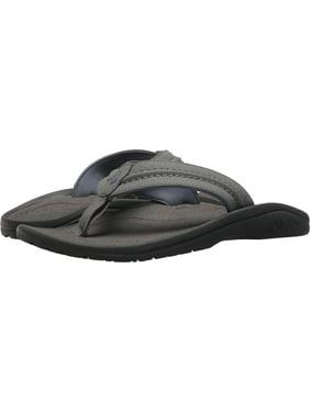 412eb1cb2056 Product Image Olukai 10161-2626  Hokua Men s Charcoal Charcoal Slipper