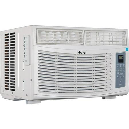 Haier Room air conditioner 5200 Btu manual on