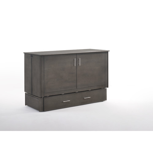 Night & Day Furniture Sagebrush Murphy Queen Platform Bed
