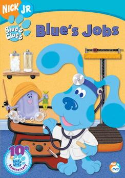 Blue's Clues: Blue's Jobs (DVD) by UNIVERSAL STUDIOS HOME ENTERT.