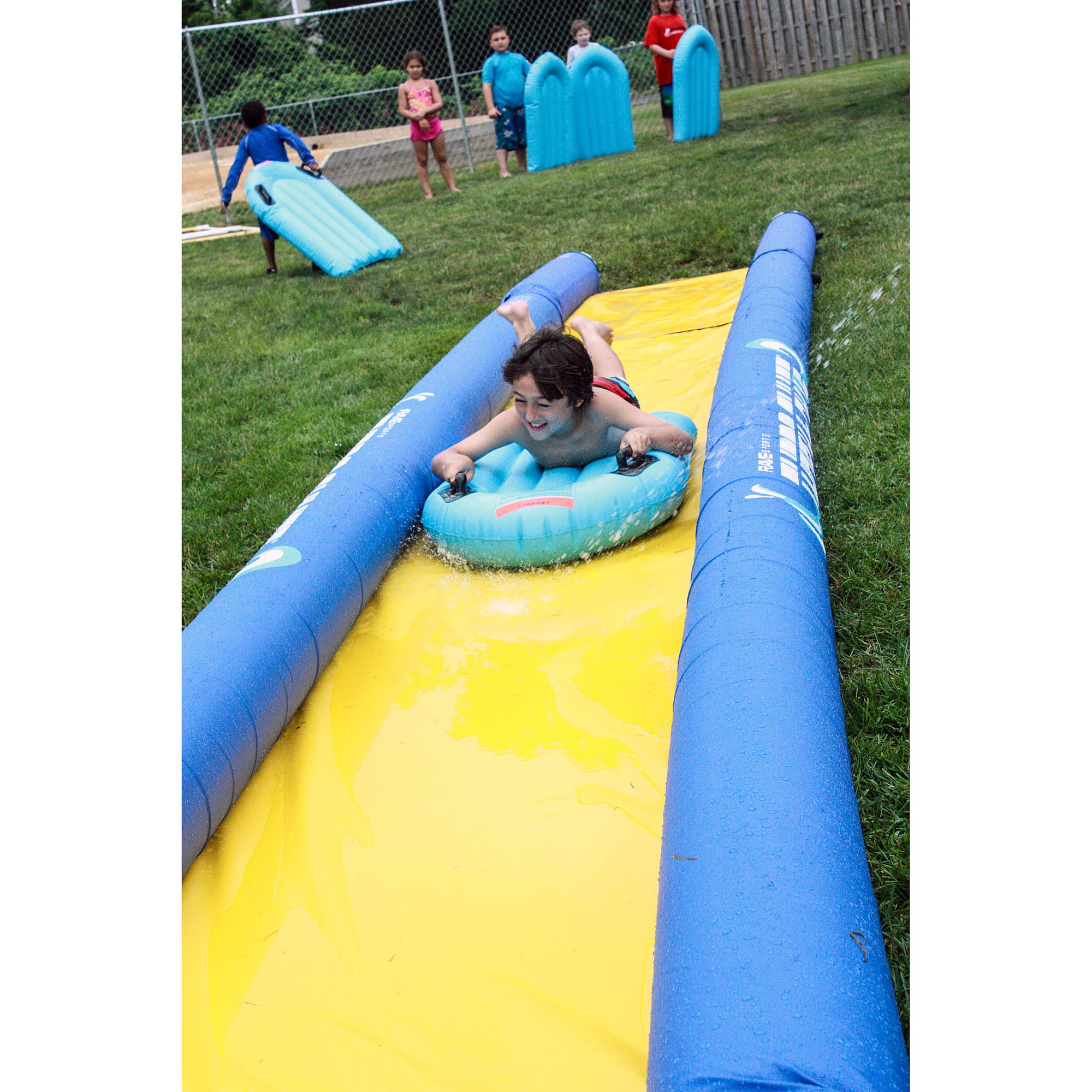 Rave Sports Turbo Chute Waterslide Backyard Package by Rave Sports