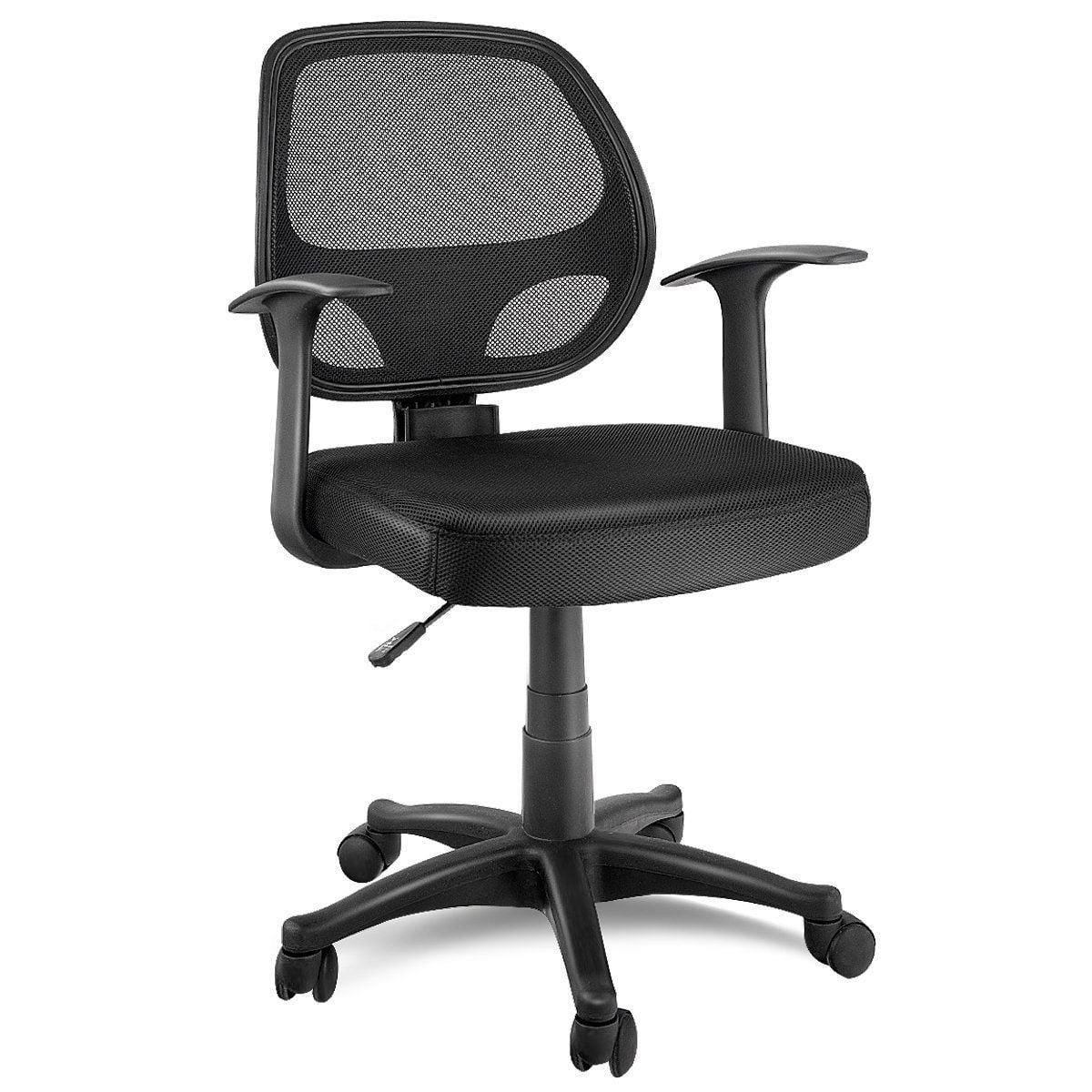 New Adjustable Ergonomic Mesh Swivel Computer Office Desk Durable Task Chair