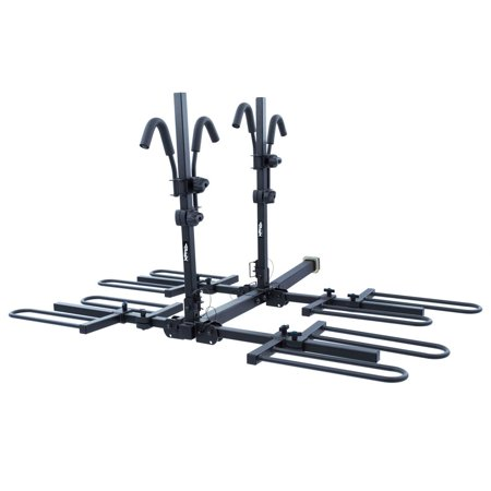Apex Tray-Style Hitch Bike Rack - 4 Bike
