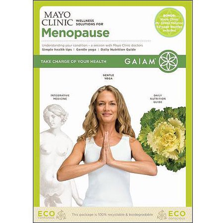 Mayo Clinic Wellness Solutions For Menopause  Full Frame