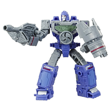 Transformers Generations War for Cybertron Deluxe WFC-S36 Refraktor - Transformers For Girls
