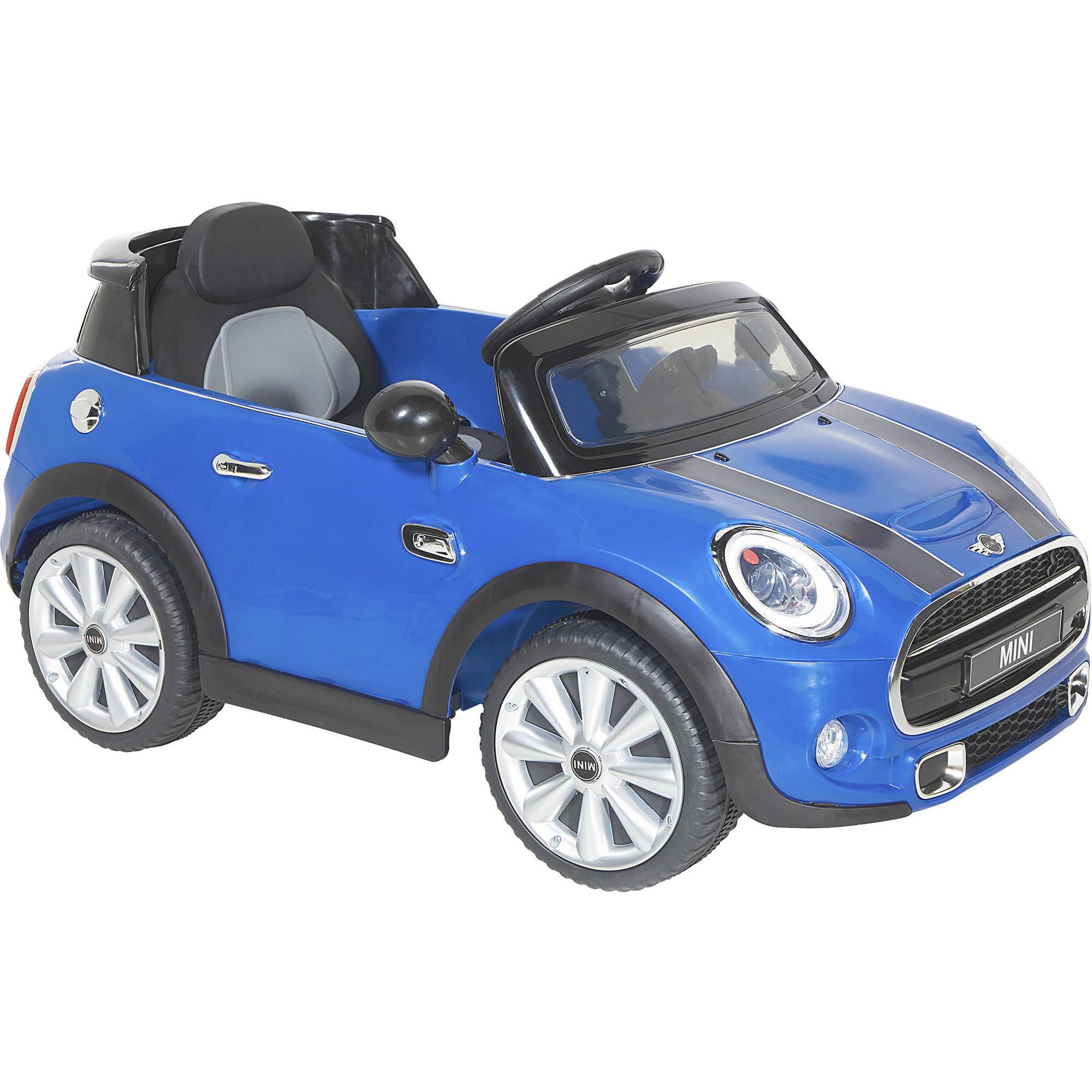 Mini Cooper Ride-On, 6V