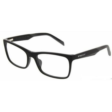 TAG Heuer B-URBAN Glasses Rectangle Prescription Rx Ready Eyeglasses ...