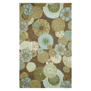 Liora Manne Ravella 2064/19 Disco Driftwood Area Rug 24 Inches X 8 Feet