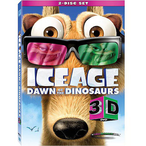 Ice Age: Dawn Of The Dinosaurs (3-D)