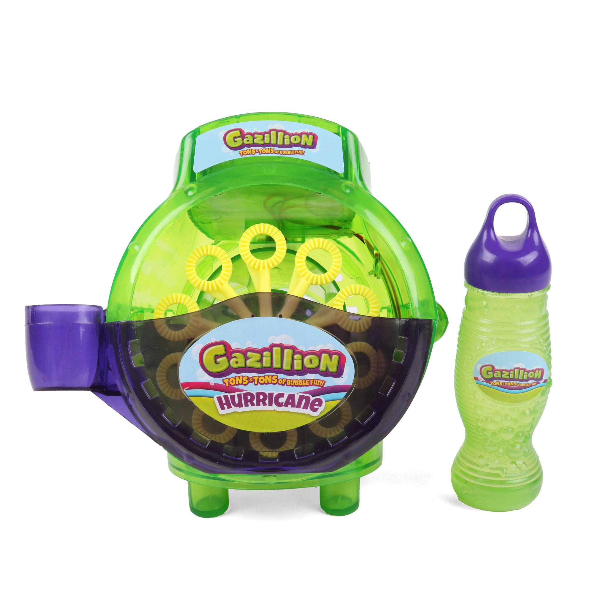 Funrise Toys - Gazillion Hurricane Bubble Machine - Walmart.com