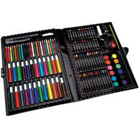 445060 Artyfacts Portable Art Studio Deluxe Kit-120 - Deluxe Studio Set