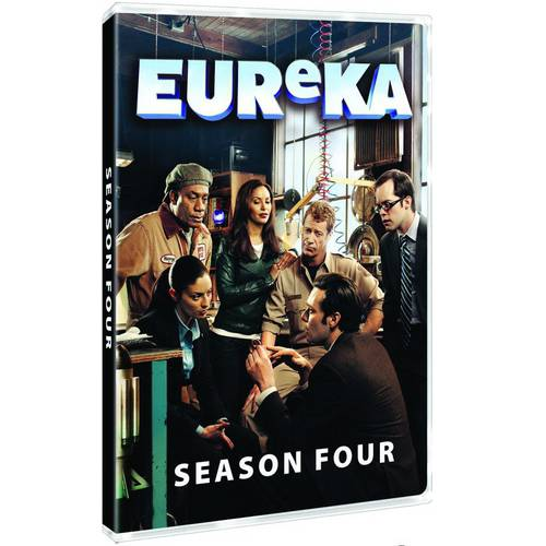 Eureka: Season 4 (Anamorphic Widescreen)