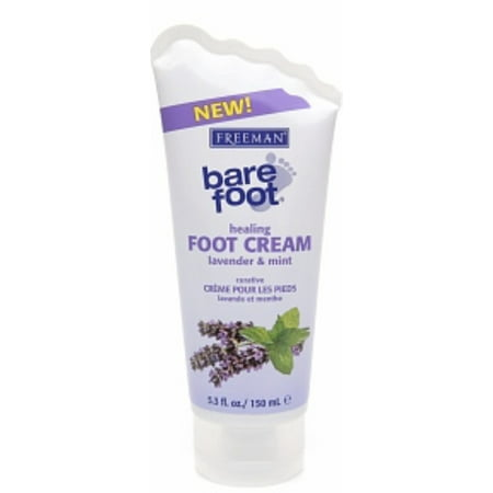 Lavender & Mint Soothing Foot Cream