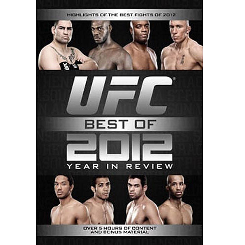 UFC: The Best Of 2012 - Year In Review (Widescreen)