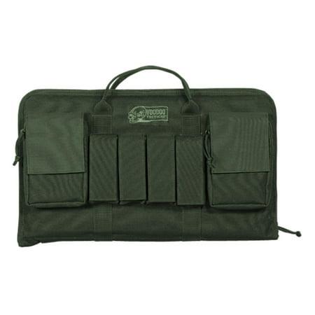 Voodoo Tactical 20-0098 Enlarged Pistol Case Holds 2 Pistols, Kel-Tec (Best Case For Sub 2000)