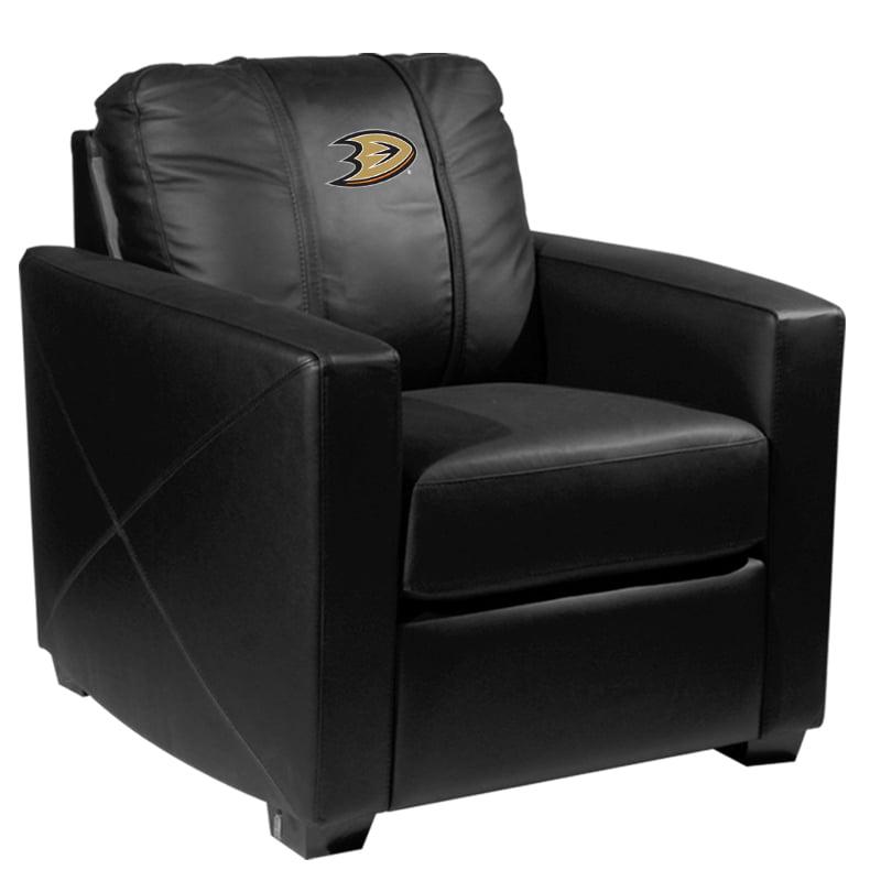 Anaheim Ducks NHL Silver Chair