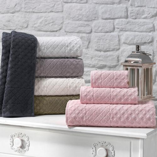 Enchante Home Alure 6- Piece Luxury Quick Dry Turkish Bath Towel Set by Overstock