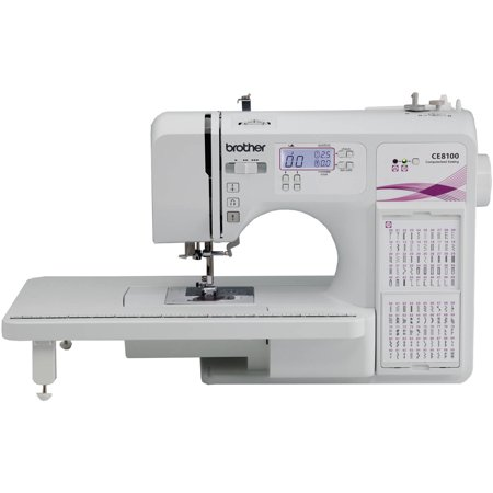 Brother CE8100 Home Decor Sewing Machine
