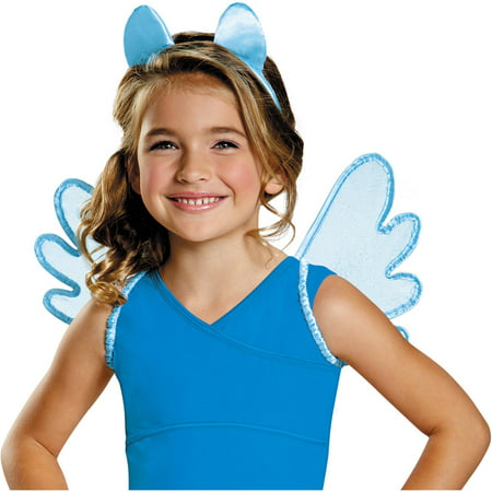 Rainbow Dash Kit Child Halloween Accessory - Rainbow Dash Halloween
