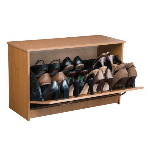 Spartak Single Level Shoe Storage Cabinet