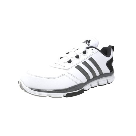 6ad248df Adidas Men's Speed Trainer 2 Slt Ftw White / Carbon Metallic Clear Onix  Ankle-High Training Shoes - 10.5M