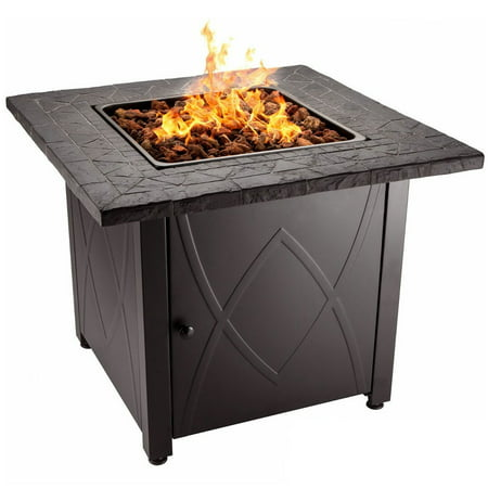 Blue Rhino Endless Summer Outdoor Propane Gas Lava Rock