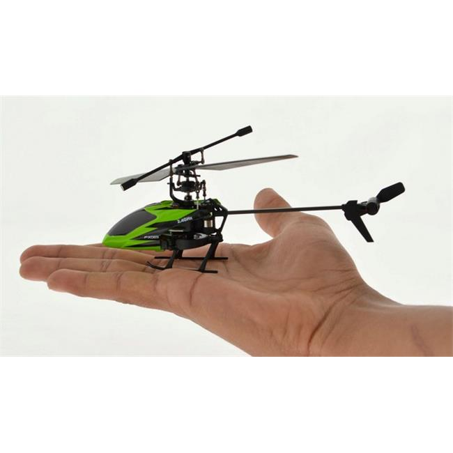 CIS 069B 6 in. 4 Channel Single Blade Helicopter with Gyro 2.4 GHz & lipo by CIS