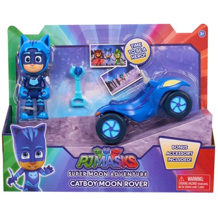 PJ Masks Super Moon Rover - Catboy and Rover