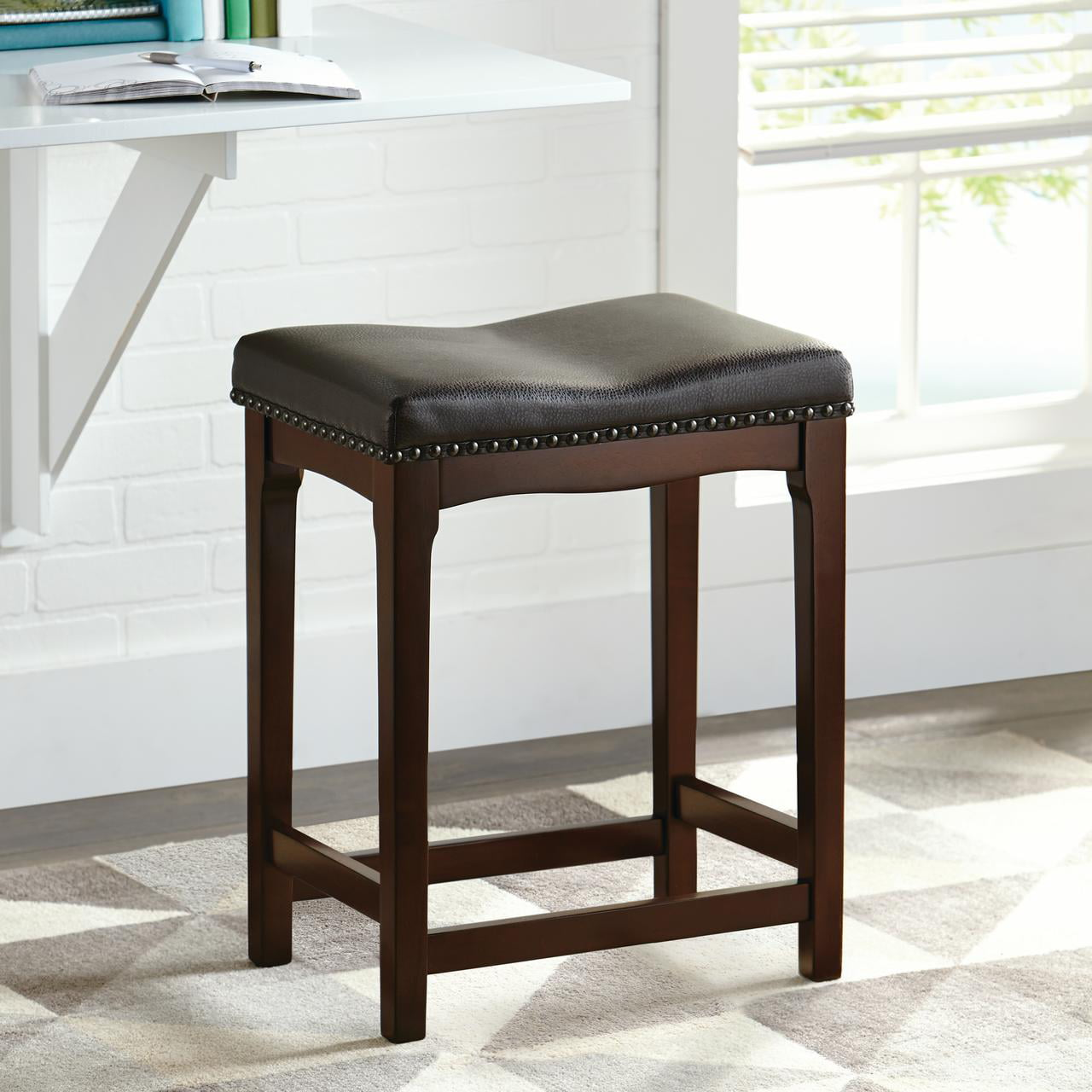 & Winsome Windsor 24-in. Swivel Counter Stool - Walmart.com islam-shia.org