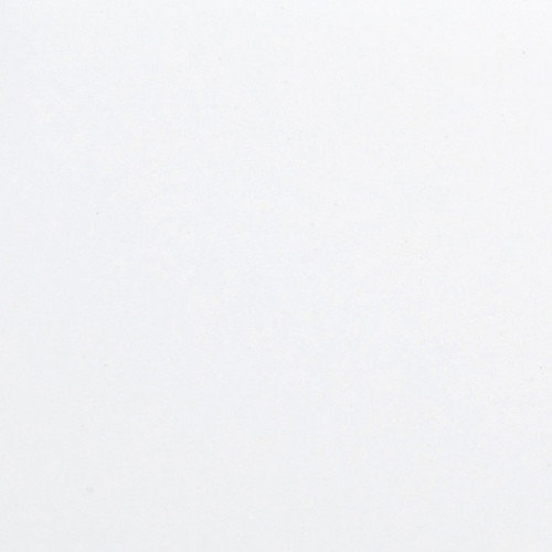 Emser Tile Semplice 6'' x 6'' Corner Bullnose Tile Trim in Matte White