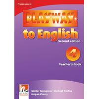 Playway to English Teacher's Book, Book 4