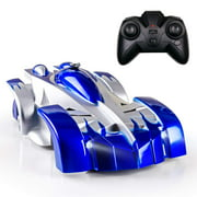 Remote Control Car Kids Toys Wall RC Car Game - Dual Modes 360°Rotation Gifts for Boys Girls