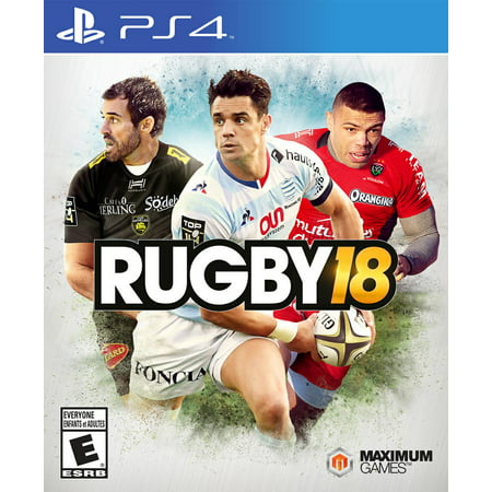 England Rugby Six Nations - Rugby 18 (PS4)