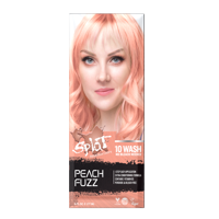Splat 10 Wash Mint Shake Hair Color, No Bleach Temporary Green Hair Dye