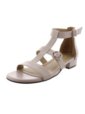 09e39287c07cb8 Product Image Naturalizer Womens Mabel Leather Flats Dress Sandals