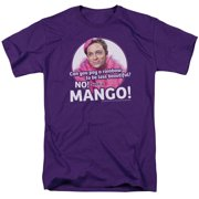 Saturday Night Live SNL comedy TV show Such Is Mango Adult T-Shirt Tee