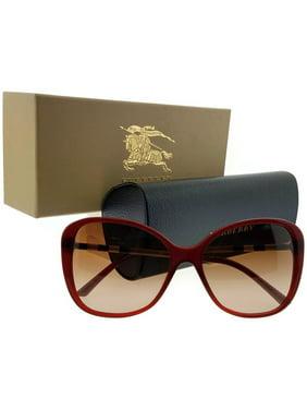 fb25bdafd Product Image Burberry BE4235Q 362513 Bordeaux Square Sunglasses