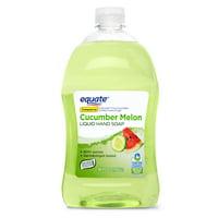 (2 pack) Equate Liquid Hand Soap, Cucumber Melon, 56 Oz